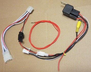 Backup Camera Harness