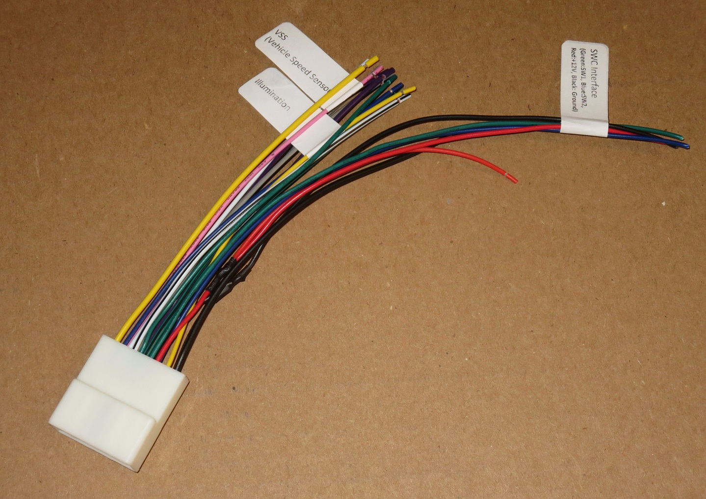 AutoHarnessHouse G Navigation Wiring Harness on